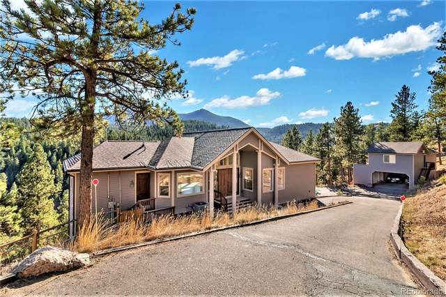 3236 Meadow View Road, Evergreen, CO 80439 (#9815039) :: Berkshire Hathaway Elevated Living Real Estate