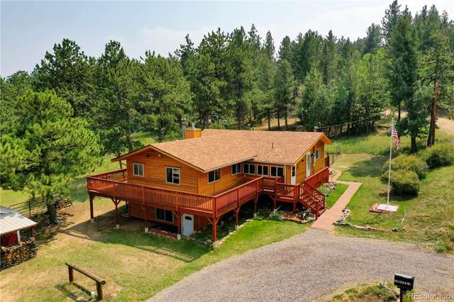 28 Gail Lane, Bailey, CO 80421 (MLS #9820594) :: 8z Real Estate