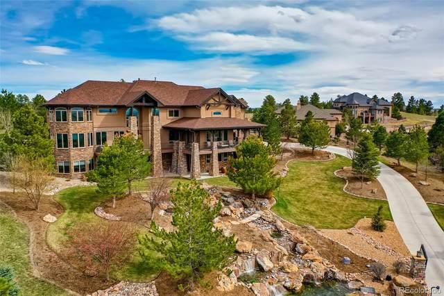 9440 Golden Oak Place, Parker, CO 80134 (#9825552) :: Wisdom Real Estate