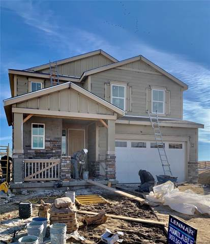 1072 S Gold Bug Court, Parker, CO 80134 (MLS #9826323) :: 8z Real Estate
