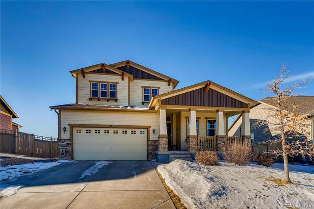 24 Dunsinane Lane, Castle Rock, CO 80104 (#9827411) :: The Harling Team @ HomeSmart