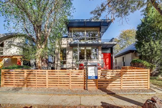 450 Washington Street, Denver, CO 80203 (#9831904) :: The Healey Group