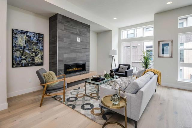 4100 E Iliff Avenue #8, Denver, CO 80222 (MLS #9833801) :: 8z Real Estate