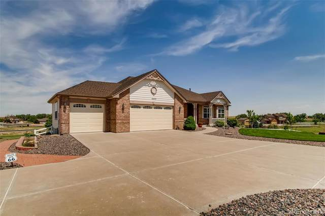 16570 Umpire Court, Hudson, CO 80642 (#9834533) :: The DeGrood Team