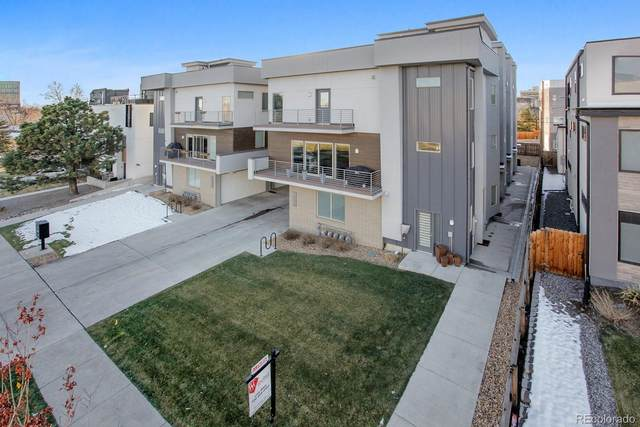 1623 Julian Street #102, Denver, CO 80204 (#9834629) :: Kimberly Austin Properties