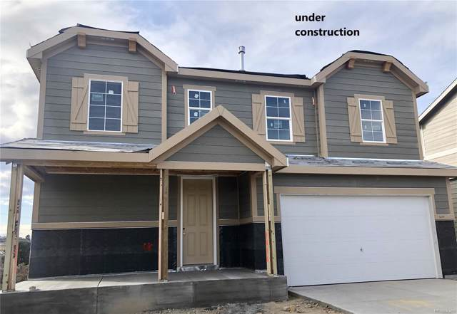 3609 White Rose Loop, Castle Rock, CO 80108 (#9835834) :: The Galo Garrido Group