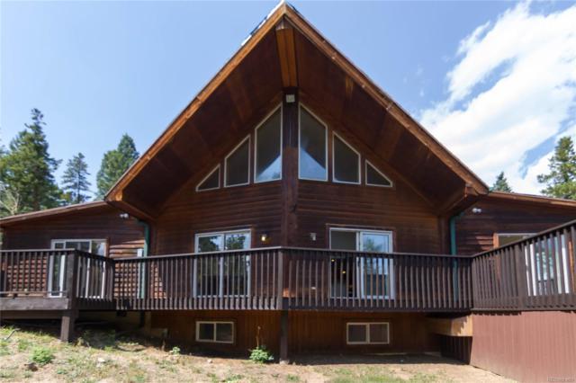 100 Moon Gulch Road, Rollinsville, CO 80474 (#9836121) :: Wisdom Real Estate