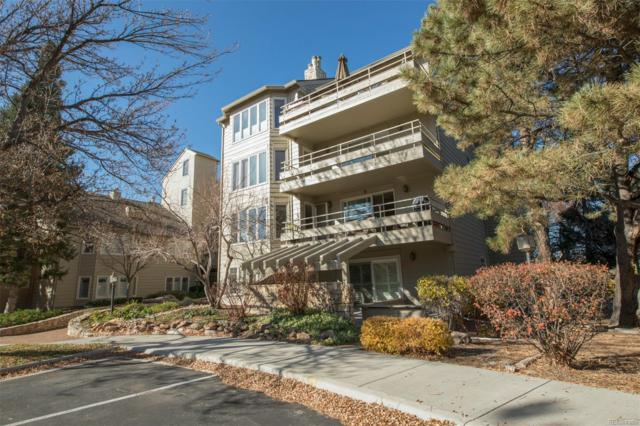 4605 S Yosemite Street C-101, Denver, CO 80237 (#9837077) :: RE/MAX Professionals