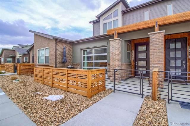 19568 E Sunset Circle, Centennial, CO 80015 (MLS #9837466) :: 8z Real Estate