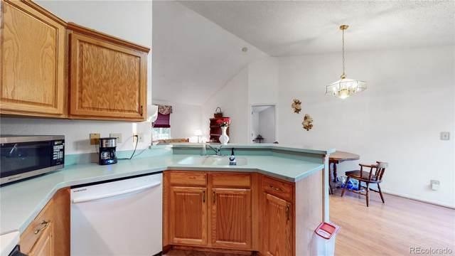 8871 Cloverleaf Circle, Parker, CO 80134 (#9838205) :: The Griffith Home Team