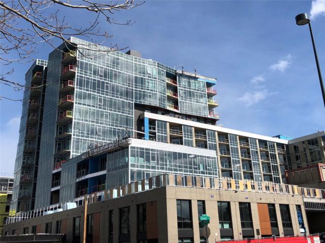 4200 W 17th Avenue #335, Denver, CO 80204 (#9839135) :: The Peak Properties Group