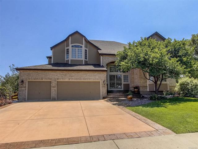 10794 Cougar Ridge, Lone Tree, CO 80124 (#9840431) :: The Peak Properties Group