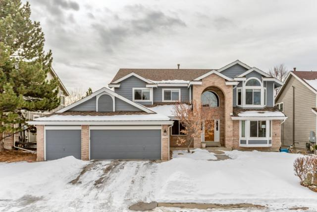 1762 Red Fox Place, Highlands Ranch, CO 80126 (#9851333) :: The Griffith Home Team