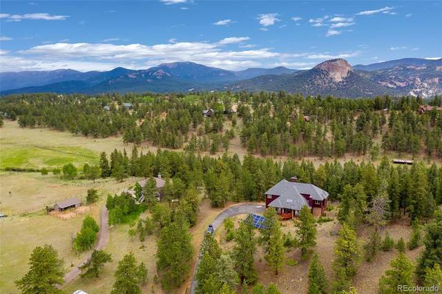 1969 Nova Road, Pine, CO 80470 (#9851727) :: The Margolis Team