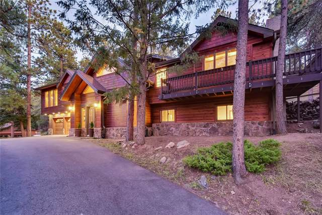 28560 Pine Drive, Evergreen, CO 80439 (MLS #9852082) :: 8z Real Estate