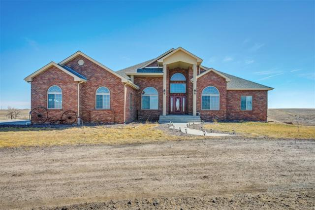 5504 S Lilly Creek Court, Byers, CO 80103 (#9857659) :: The DeGrood Team