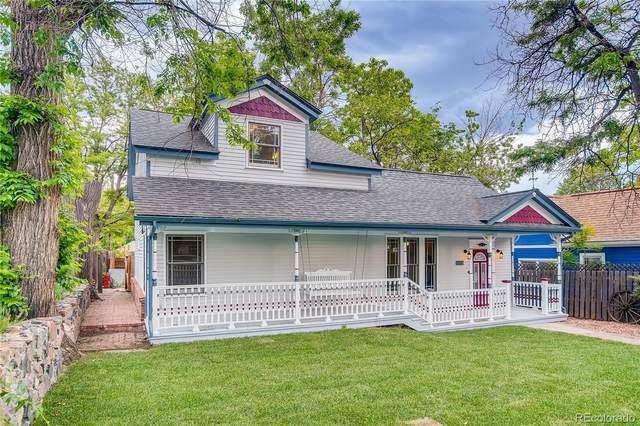 2528 Ames Street, Edgewater, CO 80214 (MLS #9857740) :: 8z Real Estate