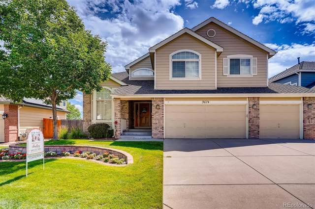 9674 Las Colinas Drive, Lone Tree, CO 80124 (#9858844) :: HomeSmart Realty Group
