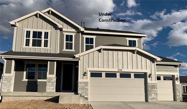 626 Hearthstone Avenue, Brighton, CO 80601 (#9862858) :: iHomes Colorado