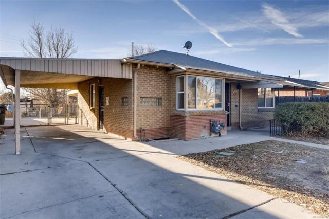3540 Martin Luther King Boulevard, Denver, CO 80205 (#9870753) :: The Heyl Group at Keller Williams