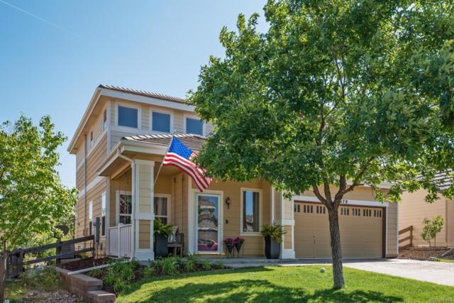 3678 Wonder Drive, Castle Rock, CO 80109 (#9871752) :: The Heyl Group at Keller Williams