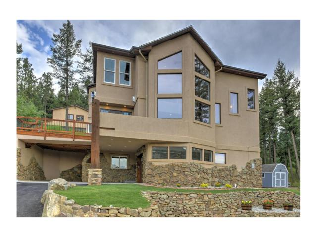 27086 Mountain Park Road, Evergreen, CO 80439 (MLS #9873052) :: 8z Real Estate