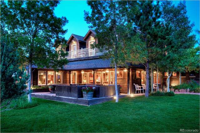 525 Co Road 260, Westcliffe, CO 81252 (#9880758) :: The Gilbert Group