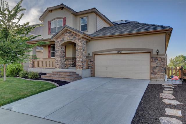 13761 Ashgrove Circle, Parker, CO 80134 (#9885058) :: The Peak Properties Group