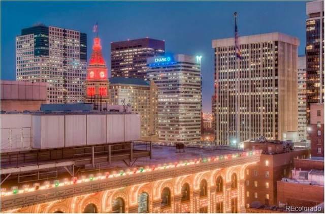 891 NW 14th Street #1807, Denver, CO 80202 (#9889318) :: Wisdom Real Estate