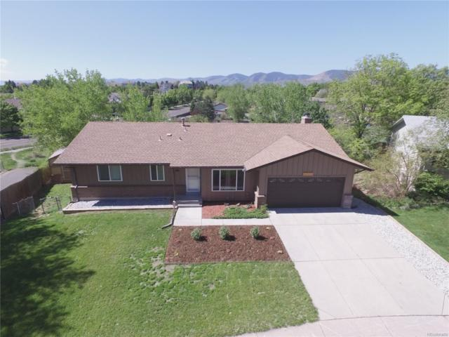 13346 W Warren Circle, Lakewood, CO 80228 (#9890231) :: The Galo Garrido Group