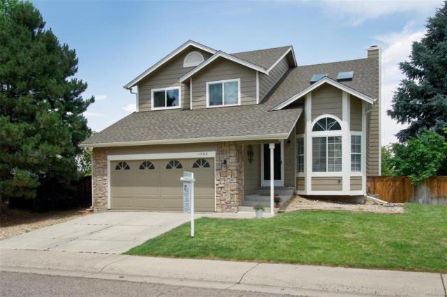 1242 Ascot Avenue, Highlands Ranch, CO 80126 (#9891817) :: The DeGrood Team