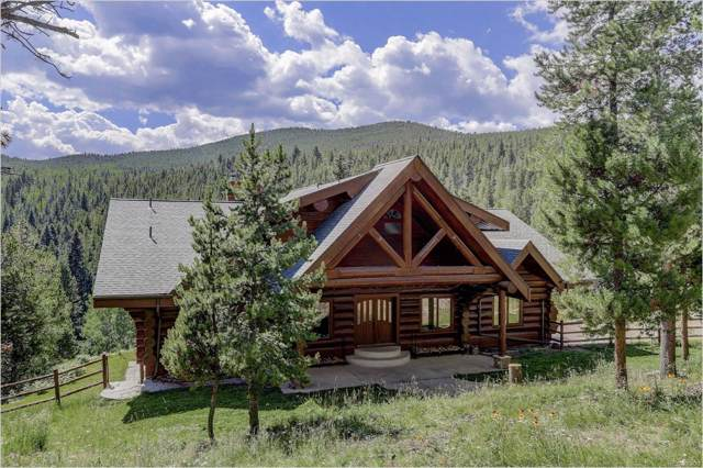 2880 Sinton Road, Evergreen, CO 80439 (#9893647) :: The Healey Group