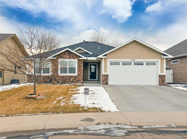 2909 68th Avenue, Greeley, CO 80634 (#9894257) :: The Griffith Home Team