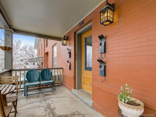 3141 Tejon Street C, Denver, CO 80211 (#9900491) :: iHomes Colorado