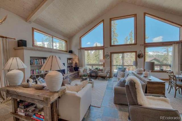 38 Quandary Lane, Breckenridge, CO 80424 (#9900600) :: Kimberly Austin Properties