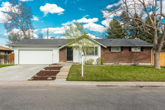 6484 S Steele Street, Centennial, CO 80121 (#9901907) :: The HomeSmiths Team - Keller Williams