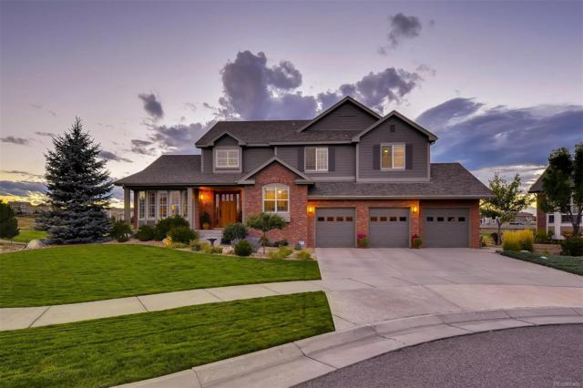 7965 S Titus Court, Aurora, CO 80016 (#9902110) :: Colorado Home Finder Realty