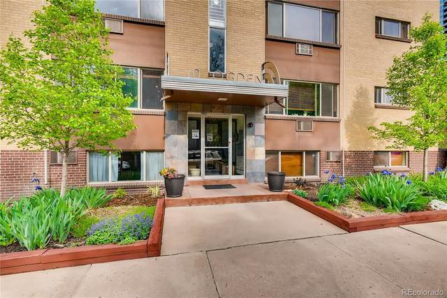 10 N Ogden Street #2, Denver, CO 80218 (MLS #9903128) :: Find Colorado