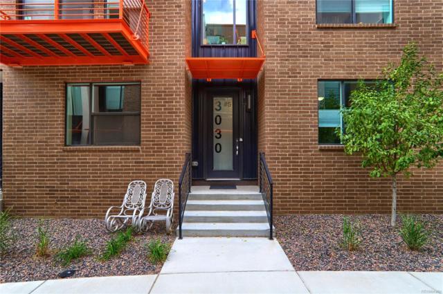 3030 Wilson Court #5, Denver, CO 80205 (MLS #9904026) :: 8z Real Estate