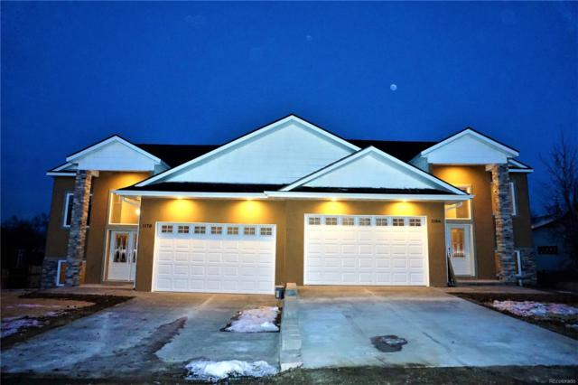 1170 Vivian Street, Lakewood, CO 80401 (#9904050) :: The Peak Properties Group