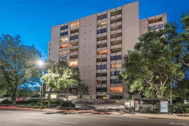 800 Pearl Street #501, Denver, CO 80203 (MLS #9905675) :: Bliss Realty Group