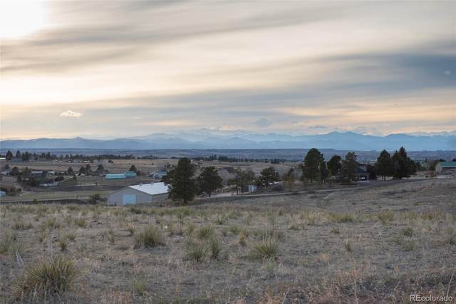8351 Merryvale Trail, Parker, CO 80138 (#9907709) :: The DeGrood Team