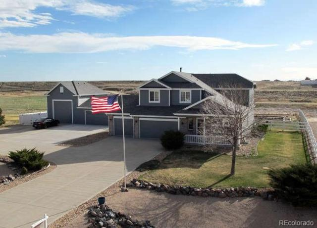 16281 Timber Cove Street, Hudson, CO 80642 (#9908270) :: The Galo Garrido Group