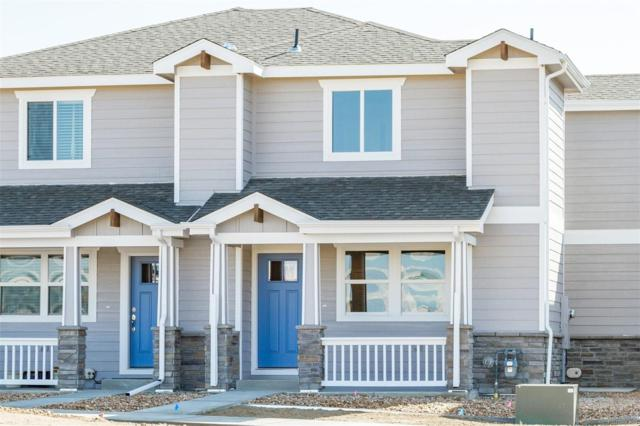 6105 Verbena Court #103, Frederick, CO 80516 (#9911225) :: The Pete Cook Home Group