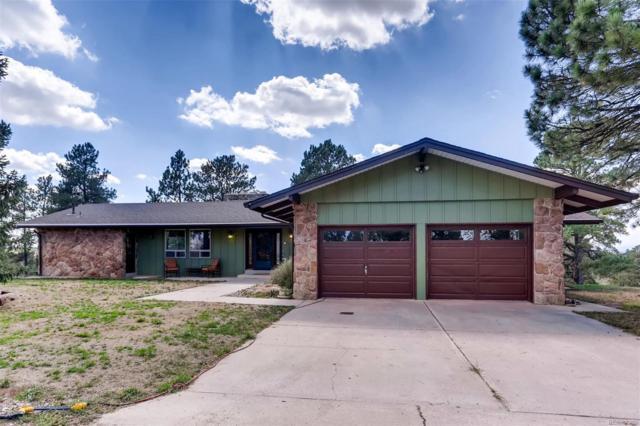 7375 Alpine Drive, Parker, CO 80134 (MLS #9911796) :: 8z Real Estate