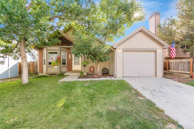 4772 S Yampa Street, Aurora, CO 80015 (#9913425) :: James Crocker Team