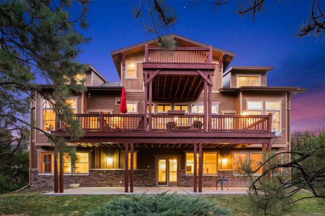 1102 Forest Trails Drive, Castle Pines, CO 80108 (MLS #9913750) :: 8z Real Estate