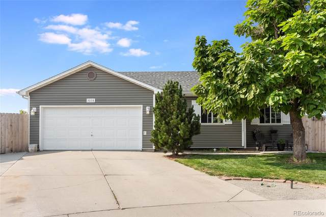3038 Hawk Drive, Evans, CO 80620 (MLS #9915500) :: Bliss Realty Group