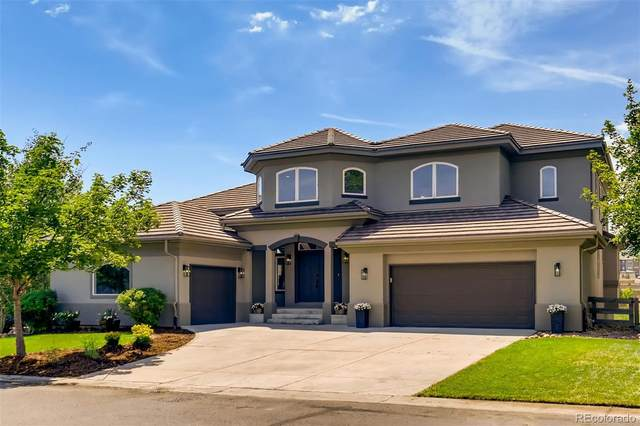 10726 W Rockland Drive, Littleton, CO 80127 (MLS #9919178) :: 8z Real Estate