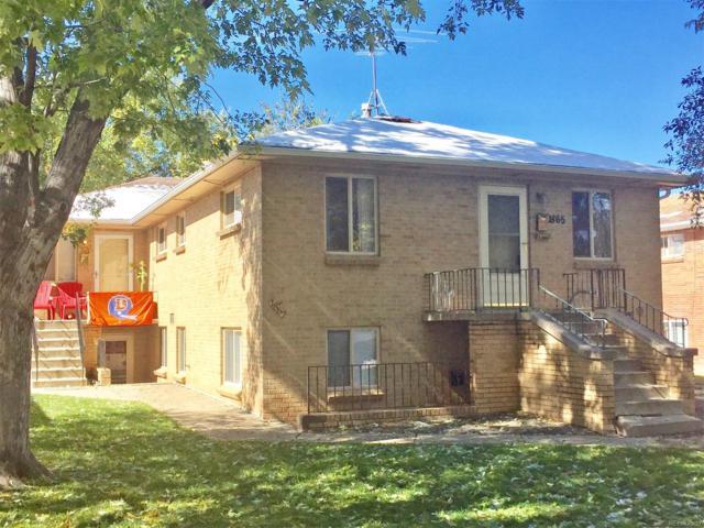1865 S Jackson Street, Denver, CO 80210 (#9919216) :: Thrive Real Estate Group